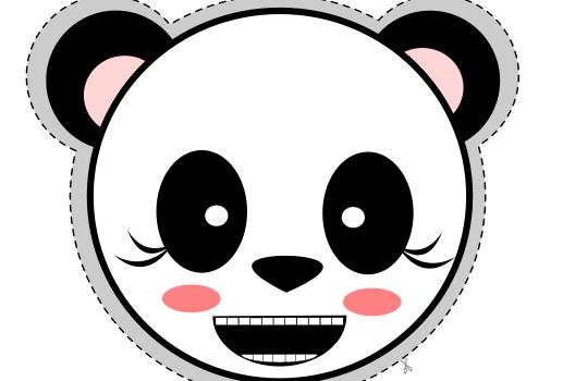 Nakarm pandę – gra logopedyczna