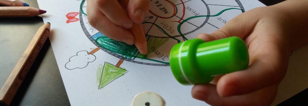 W Dniu Ziemi gramy w zielone! Relacja z zajęć u Logopestki