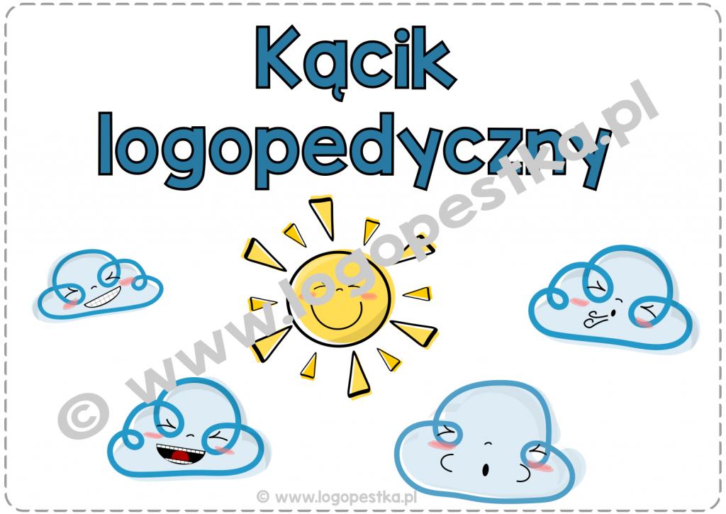 Kącik Logopedyczny W 5 Krokach Profilaktyka Logopedyczna