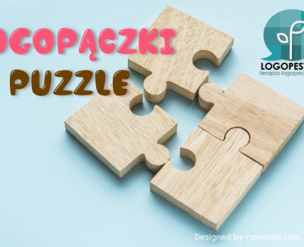 Logopączki puzzle