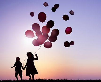 Balonowy PAKIET – różnicowanie głosek syczących i szumiących Dzień Dziecka
