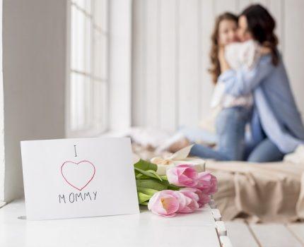 Kwiatki na Dzień Matki – głoski szumiące