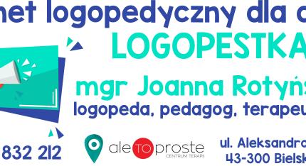 Zajęcia logopedyczne dla dzieci Bielsko-Biała ZAPISY